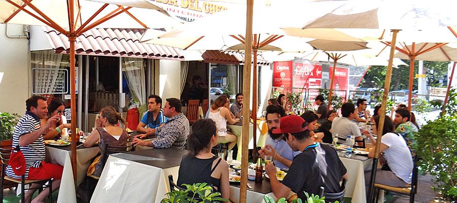Bienvenidos a la casa del chef restaurant peruano for Restaurante la terraza de la casa barranquilla